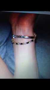 Bracelet stolen in burglary on Galley Hill